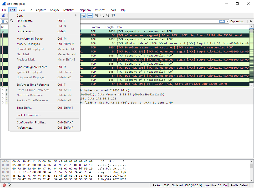 download wireshark 1.12 windows xp