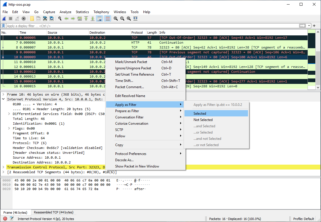 wireshark user s guide