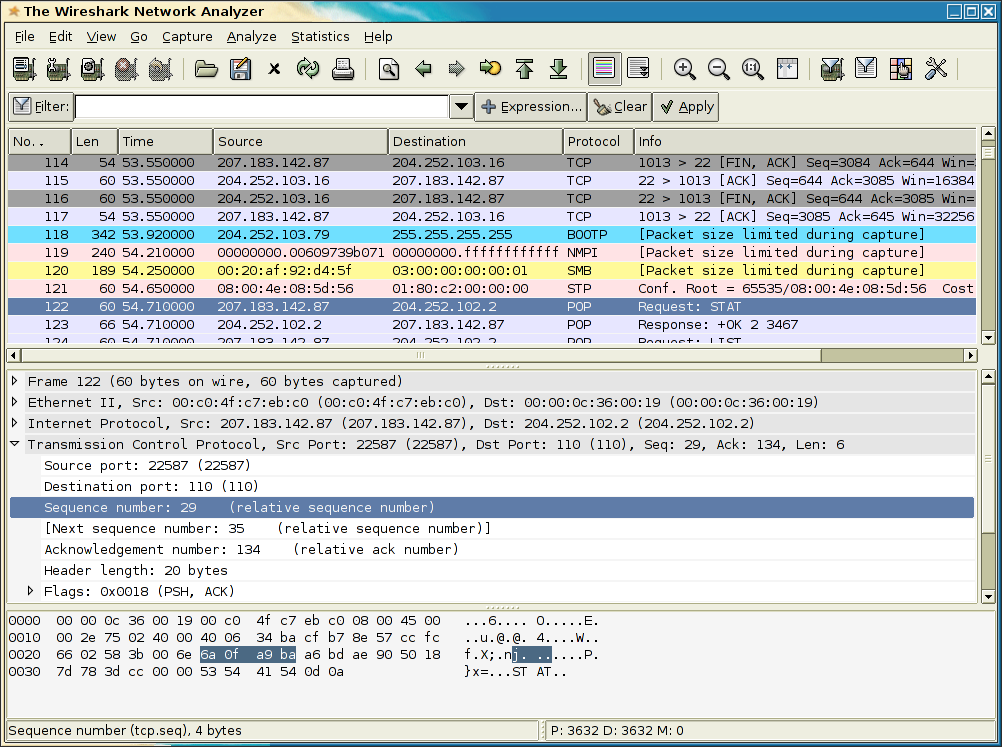 The Wireshark Network Protocol Analyzer